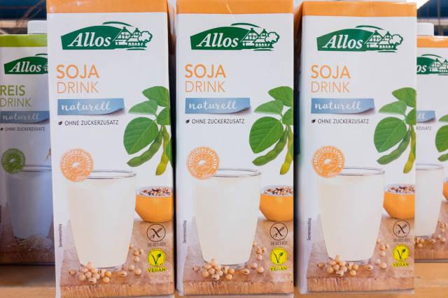 Soja-Drink von Allos