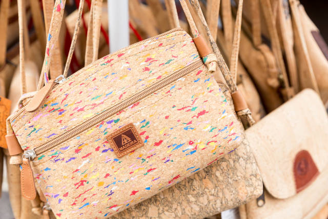 Cork Handbags from Portugal