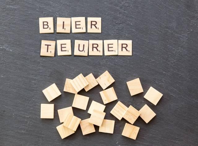 Krombacher, Radeberger, Bitburger   Bier wird bald teurer!