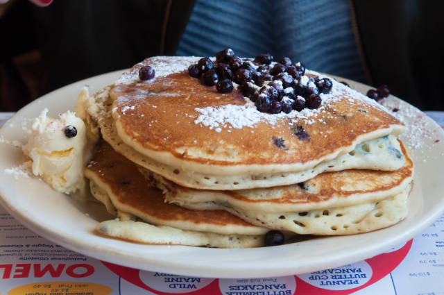 Berry Pancake