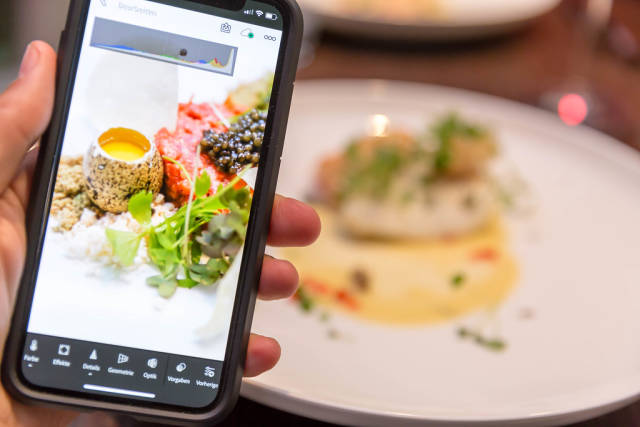Food Fotografie im Chino Latino Restaurant