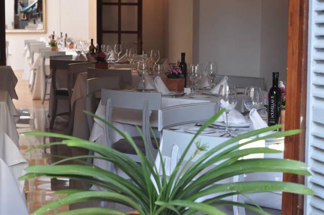 Restaurant in Pollenca