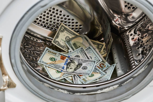 Fraud and money laundering