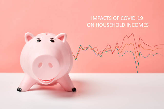 Impacts of COVID-19 on household incomes