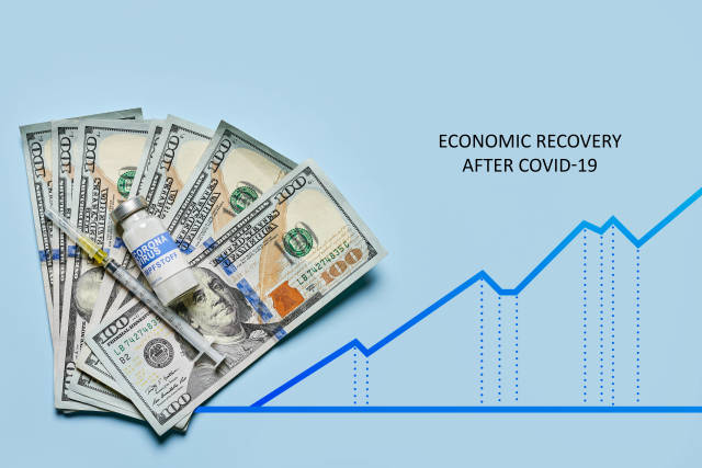 Economic recovery temps after COVID-19