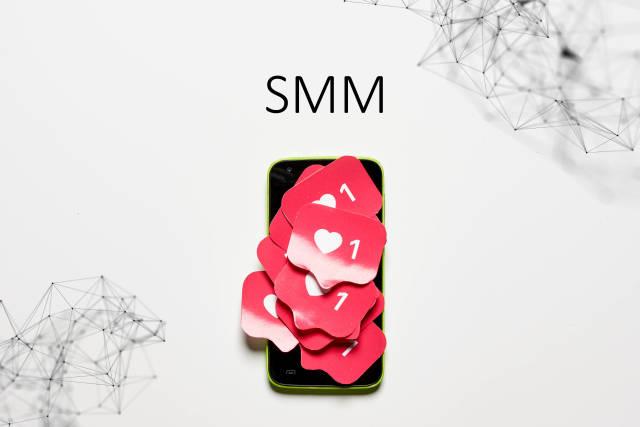 SMM - social media influencer