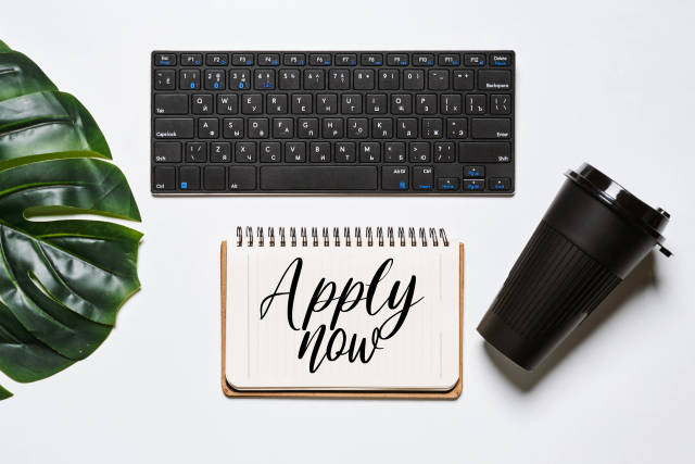 Apply now for job