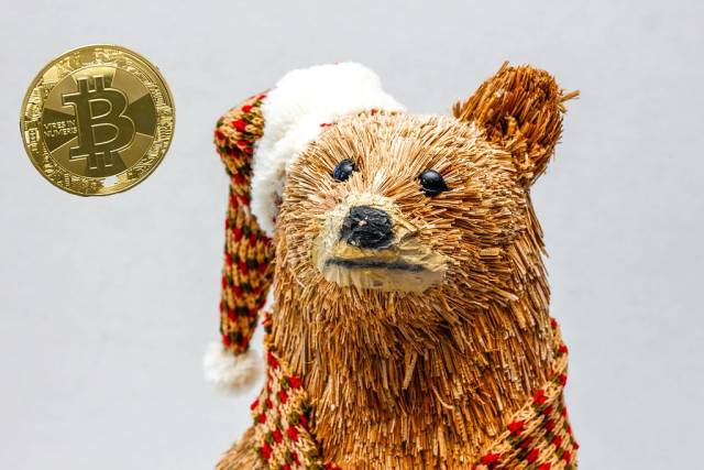 Bitcoin Bear Market even during Christmas season