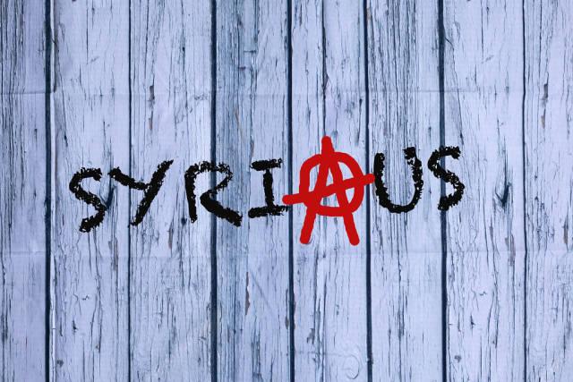 Humanitarian crisis in Syria