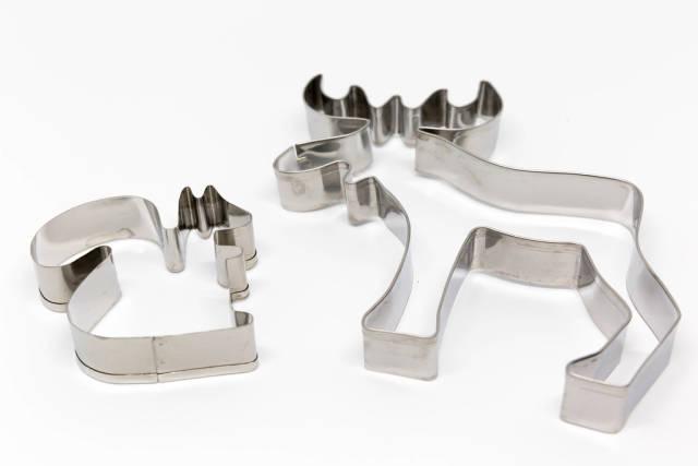 Backformen aus Metall