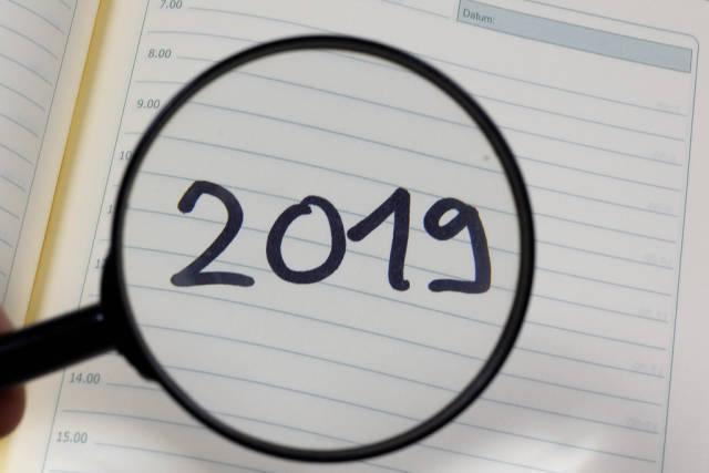 2019 unter der Lupe