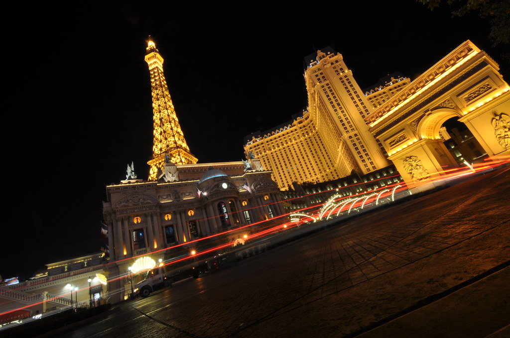 Eiffelturm (Paris Paris) in Las Vegas
