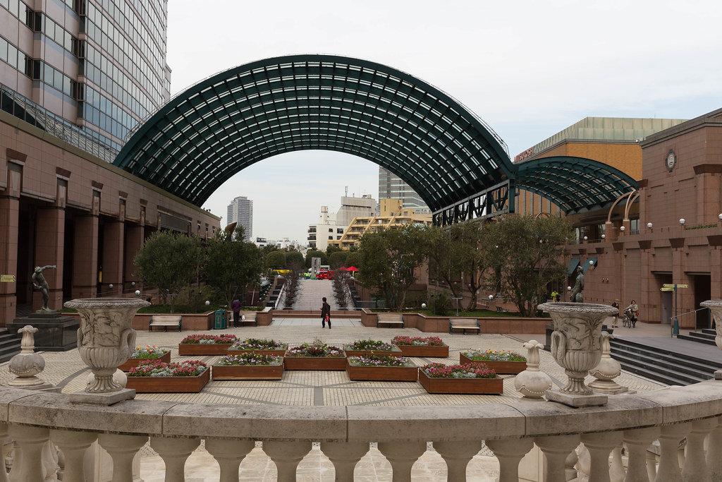 Ebisu Garden Place View