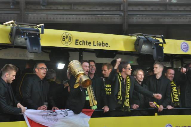 BVB Meisterkorso 2012