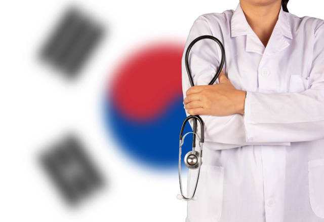 Concept of national healthcare system in South Korea