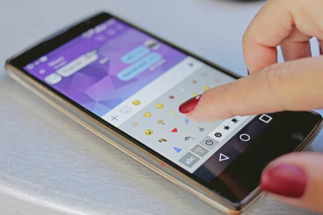 Smartphone Messenger App