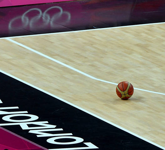 Basketball bei Olympia 2012