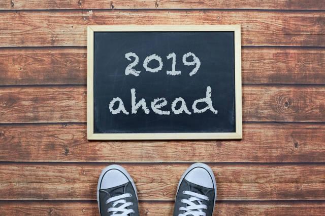 2019 ahead