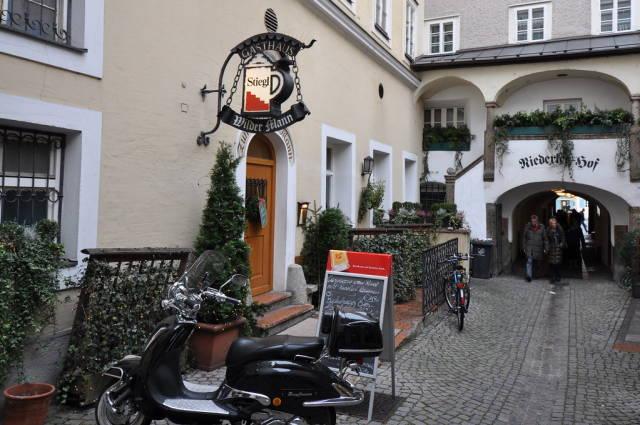 """Gaststätte """"Wilder Mann"""