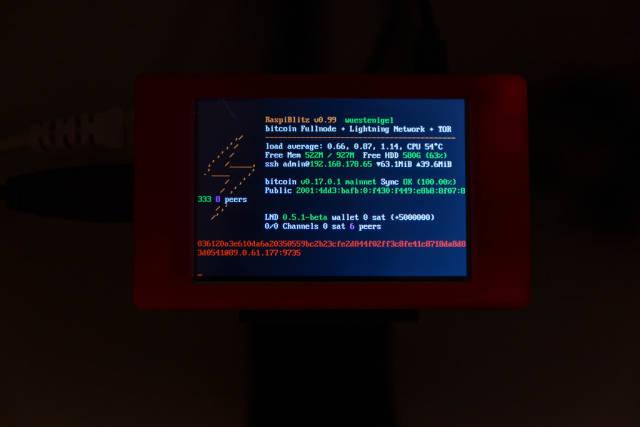Rasperry Pi Hacking: Bitcoin Fullnode + TOR