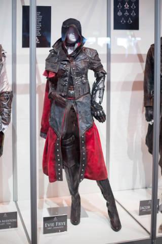 Evie Frye Cosplay von Assassins Creed