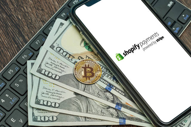 Shopify payments accepting bitcoin payments