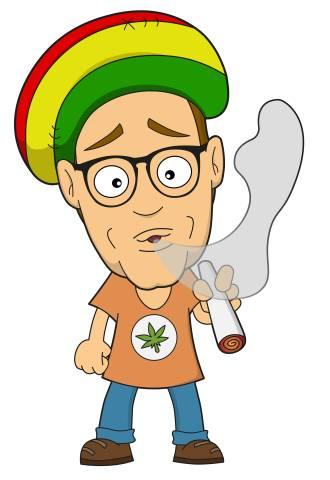 Joint rauchen