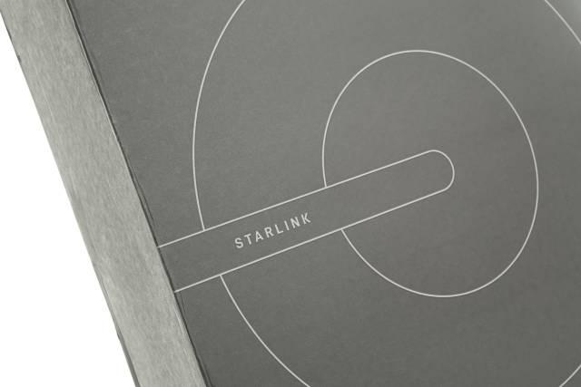 Starlink Karton