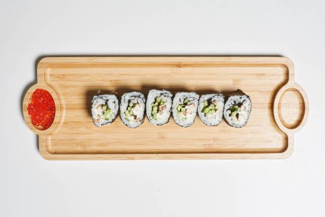 Delicious Japanese food - Sushi