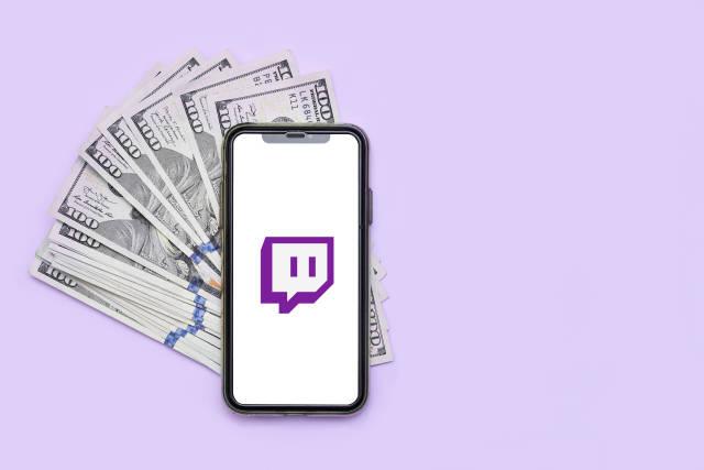 Make Money on Twitch