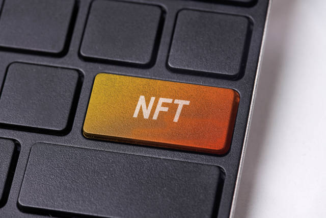 NFT button on the keyboard