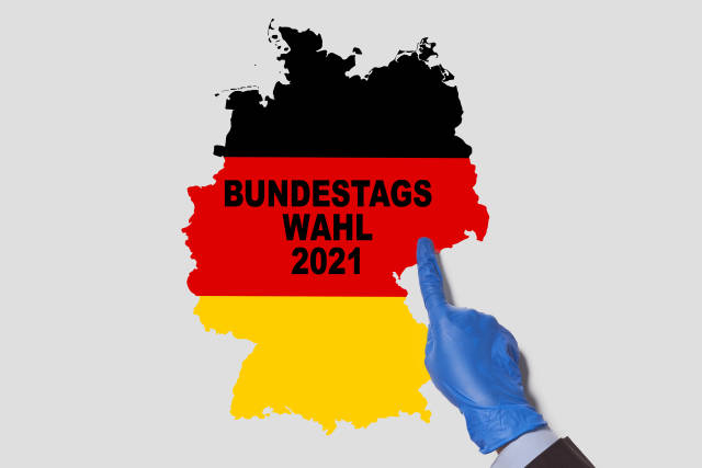 Bundestag elections in Germany during Coronavirus pandemic